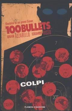 Copertina 100 BULLETS (m13) n.12 - COLPI, PLANETA-DE AGOSTINI