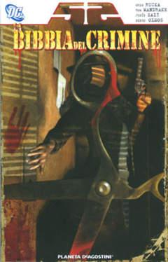 Copertina 52 LA BIBBIA DEL CRIMINE n. - 52 LA BIBBIA DEL CRIMINE, PLANETA-DE AGOSTINI