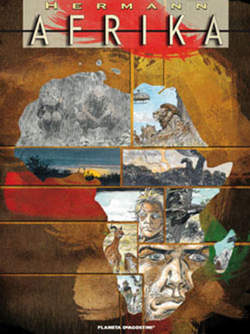Copertina AFRIKA n. - AFRIKA, PLANETA-DE AGOSTINI