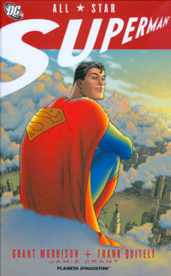 Copertina ALL STAR SUPERMAN n. - ALL STAR SUPERMAN, PLANETA-DE AGOSTINI