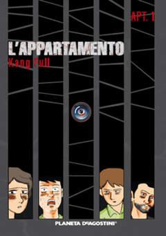 Copertina APPARTAMENTO n.1 - L'APPARTAMENTO, PLANETA-DE AGOSTINI