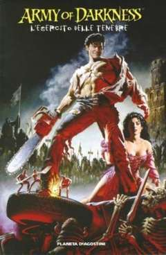 Copertina ARMY OF DARKNESS n.2 - ARMY OF DARKNESS, PLANETA-DE AGOSTINI