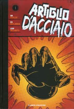 Copertina ARTIGLIO D'ACCIAIO n.1 - ARTIGLIO D'ACCIAIO, PLANETA-DE AGOSTINI