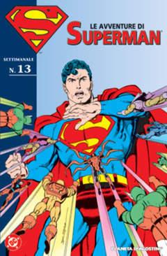 Copertina AVVENTURE DI SUPERMAN n.13 - AVVENTURE DI SUPERMAN m40   13, PLANETA-DE AGOSTINI