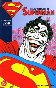 Copertina AVVENTURE DI SUPERMAN n.9 - AVVENTURE DI SUPERMAN, PLANETA-DE AGOSTINI