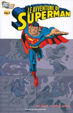 Copertina AVVENTURE SUPERMAN CASEY AUCOI n.2 - LE AVVENTURE DI SUPERMAN, PLANETA-DE AGOSTINI