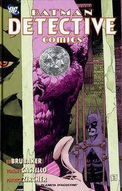 Copertina BATMAN DETECTIVE COM. BRUBAKER n. - BATMAN DETECTIVE COMICS DI ED BRUBAKER, PLANETA-DE AGOSTINI