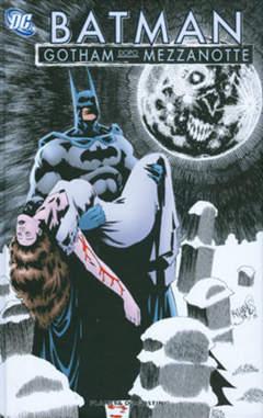 Copertina BATMAN GOTHAM DOPO MEZZANOTTE n. - BATMAN: GOTHAM DOPO MEZZANOTTE, PLANETA-DE AGOSTINI