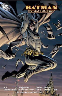 Copertina BATMAN GOTHAM KNIGHTS n. - BATMAN - GOTHAM KNIGHTS, PLANETA-DE AGOSTINI
