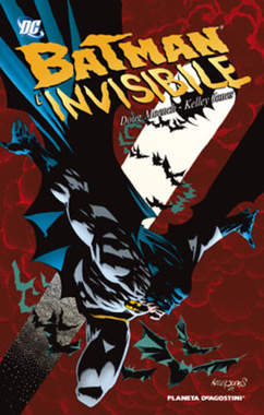 Copertina BATMAN L'INVISIBILE n. - BATMAN L'INVISIBILE, PLANETA-DE AGOSTINI