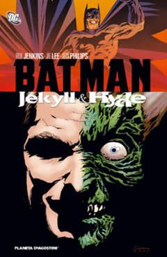 Copertina BATMAN JEKYLL E HYDE n. - BATMAN JEKYLL & HYDE, PLANETA-DE AGOSTINI