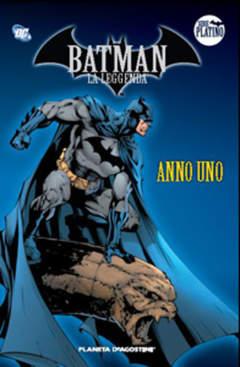 Copertina BATMAN LA LEGGENDA n.1 - ANNO UNO, PLANETA-DE AGOSTINI