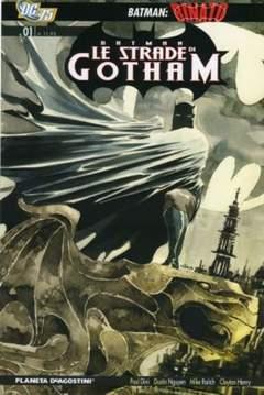 Copertina BATMAN LE STRADE DI GOTHAM n.1 - LE STRADE DI GOTHAM, PLANETA-DE AGOSTINI