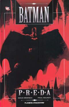 Copertina BATMAN PREDA n. - BATMAN: PREDA, PLANETA-DE AGOSTINI