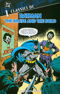 Copertina BATMAN THE BRAVE AND THE BOLD n.1 - BATMAN: THE BRAVE AND THE BOLD, PLANETA-DE AGOSTINI