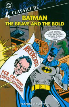 Copertina BATMAN THE BRAVE & THE BOLD m5 n.4 - BATMAN THE BRAVE & THE BO    4, PLANETA-DE AGOSTINI