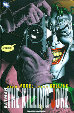 Copertina BATMAN THE KILLING JOKE n. - KILLING JOKE, PLANETA-DE AGOSTINI