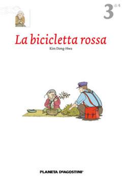 Copertina BICICLETTA ROSSA (m4) n.3 - BICICLETTA ROSSA (m4)        3, PLANETA-DE AGOSTINI