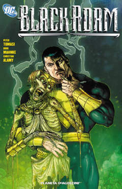 Copertina BLACK ADAM n. - BLACK ADAM THE DARK AGE, PLANETA-DE AGOSTINI
