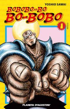 Copertina BOBOBO BO BO BOBO n.1 - BOBOBO BO BO BOBO, PLANETA-DE AGOSTINI