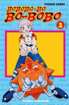 Copertina BOBOBO BO BO BOBO n.2 - BOBOBO BO BO BOBO, PLANETA-DE AGOSTINI