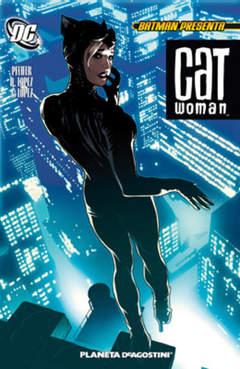 Copertina CATWOMAN Batman presenta n. - CATWOMAN - BATMAN PRESENTA, PLANETA-DE AGOSTINI