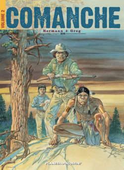 Copertina COMANCHE volumi n.2 - VOLUME UNO, PLANETA-DE AGOSTINI