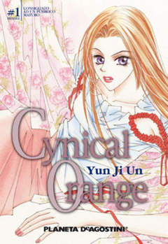 Copertina CYNICAL ORANGE n.1 - CYNICAL ORANGE, PLANETA-DE AGOSTINI