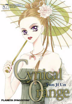 Copertina CYNICAL ORANGE n.7 - CYNICAL ORANGE, PLANETA-DE AGOSTINI