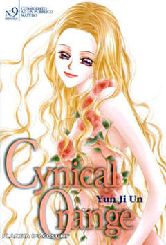 Copertina CYNICAL ORANGE n.9 - CYNICAL ORANGE, PLANETA-DE AGOSTINI