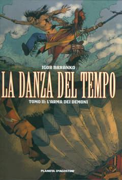 Copertina DANZA DEL TEMPO n.2 - DANZA DEL TEMPO              2, PLANETA-DE AGOSTINI