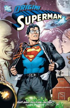 Copertina DC ORIGINI n.1 - SUPERMAN, PLANETA-DE AGOSTINI