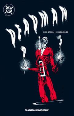 Copertina DEADMAN di KELLY JONES n. - DEADMAN, PLANETA-DE AGOSTINI