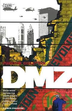 Copertina DMZ (m12) n.10 - PUNIZIONE COLLETTIVA, PLANETA-DE AGOSTINI