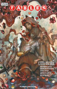 Copertina FABLES TP n.12 - L'ETA' OSCURA, PLANETA-DE AGOSTINI