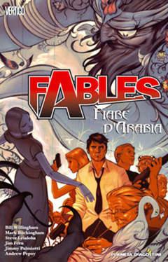 Copertina FABLES TP n.7 - FIABE D'ARABIA, PLANETA-DE AGOSTINI