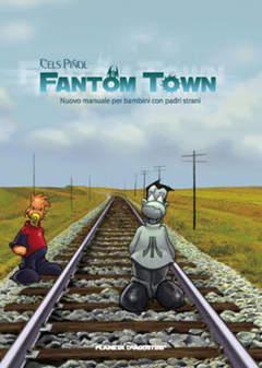 Copertina FANTOM TOWN n.1 - FANTOM TOWN, PLANETA-DE AGOSTINI