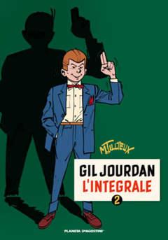 Copertina GIL JOURDAN (m4) n.2 - L'INTEGRALE, PLANETA-DE AGOSTINI
