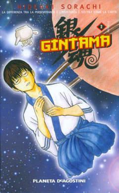 Copertina GINTAMA n.2 - GINTAMA                      2, PLANETA-DE AGOSTINI