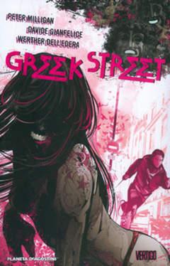 Copertina GREEK STREET n. - GREEK STREET, PLANETA-DE AGOSTINI