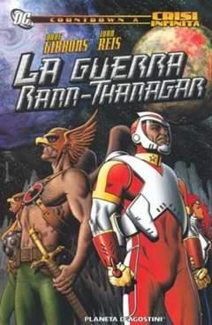 Copertina GUERRA RANN/THANAGAR n. - LA GUERRA RANN/THANAGAR, PLANETA-DE AGOSTINI