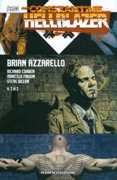 Copertina HELLBLAZER DI B. AZZARELLO m2 n.2 - HELLBLAZER, PLANETA-DE AGOSTINI