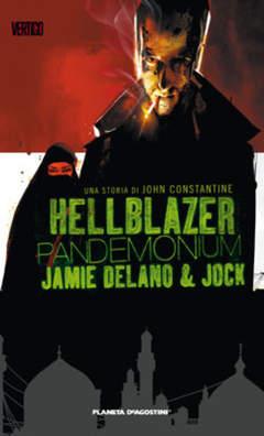 Copertina HELLBLAZER PANDEMONIUM n. - HELLBLAZER: PANDEMONIUM, PLANETA-DE AGOSTINI