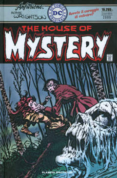 Copertina HOUSE OF MYSTERY CLASSICI DC n.1 - HOUSE OF MYSTERY - CLASSICI DC, PLANETA-DE AGOSTINI