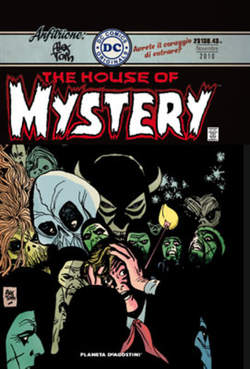 Copertina HOUSE OF MYSTERY CLASSICI DC n.3 - HOUSE OF MYSTERY - CLASSICI DC, PLANETA-DE AGOSTINI