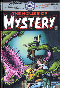 Copertina HOUSE OF MYSTERY CLASSICI DC n.2 - THE HOUSE OF MYSTERY CLASSICI DC, PLANETA-DE AGOSTINI