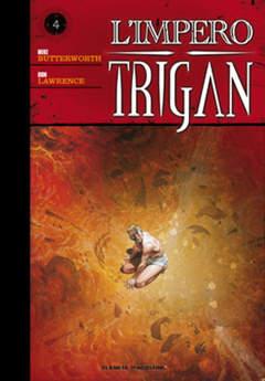 Copertina IMPERO TRIGAN (m7) n.4 - L'IMPERO TRIGAN, PLANETA-DE AGOSTINI