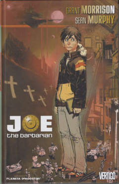 Copertina JOE THE BARBARIAN n. - JOE THE BARBARIAN, PLANETA-DE AGOSTINI