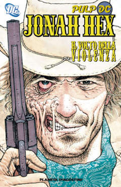 Copertina JONAH HEX serie n.1 - JONAH HEX serie              1, PLANETA-DE AGOSTINI
