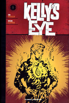 Copertina KELLY'S EYE n.1 - KELLY'S EYE, PLANETA-DE AGOSTINI